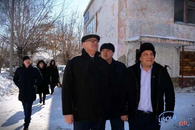 Сергей Брилка оценил работу  усольского мэра Максима Торопкина