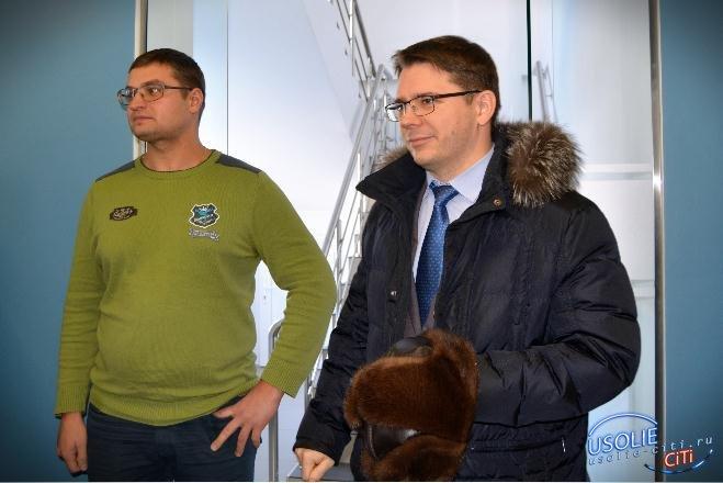 Министр экономики Иркутской области посетил