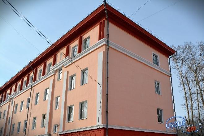 В Усолье протекли новые крыши на старых домах