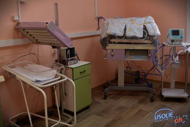 Не дождалась девочки: Усольчанка родила пятого мальчика