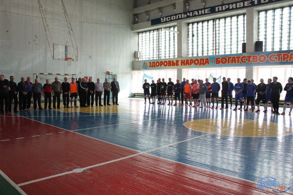 21-й по счету мини-футбольный турнир по футболу