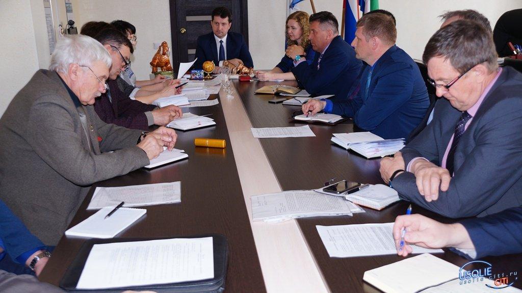 Результат работы команды. Мэр Виталий Матюха отчитался перед депутатами