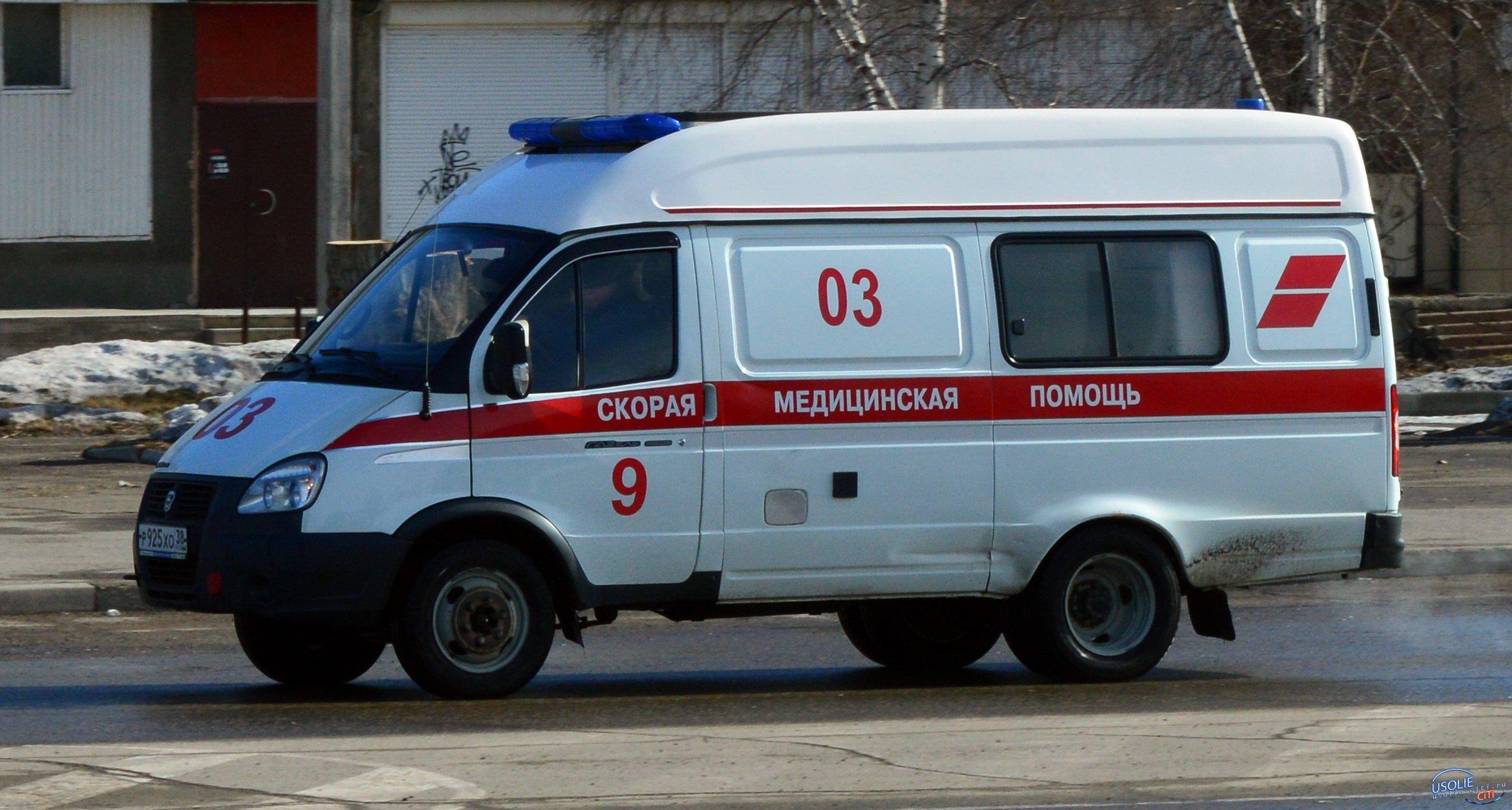 В Усольском районе насмерть сбит 25-летний парень
