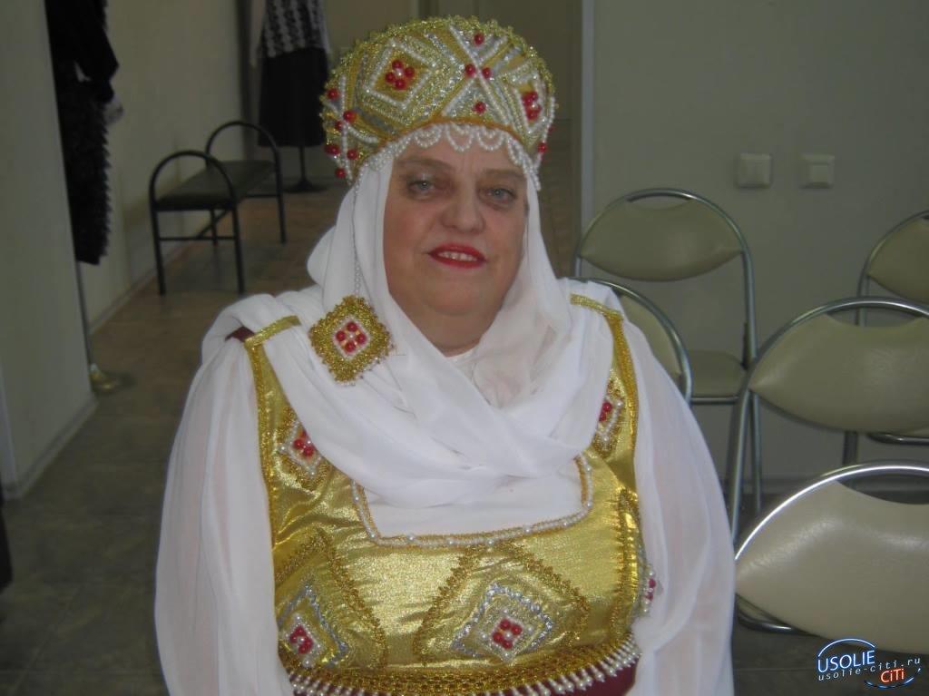 30 лет на сцене - знакомьтесь усольская певица Елена Козявина