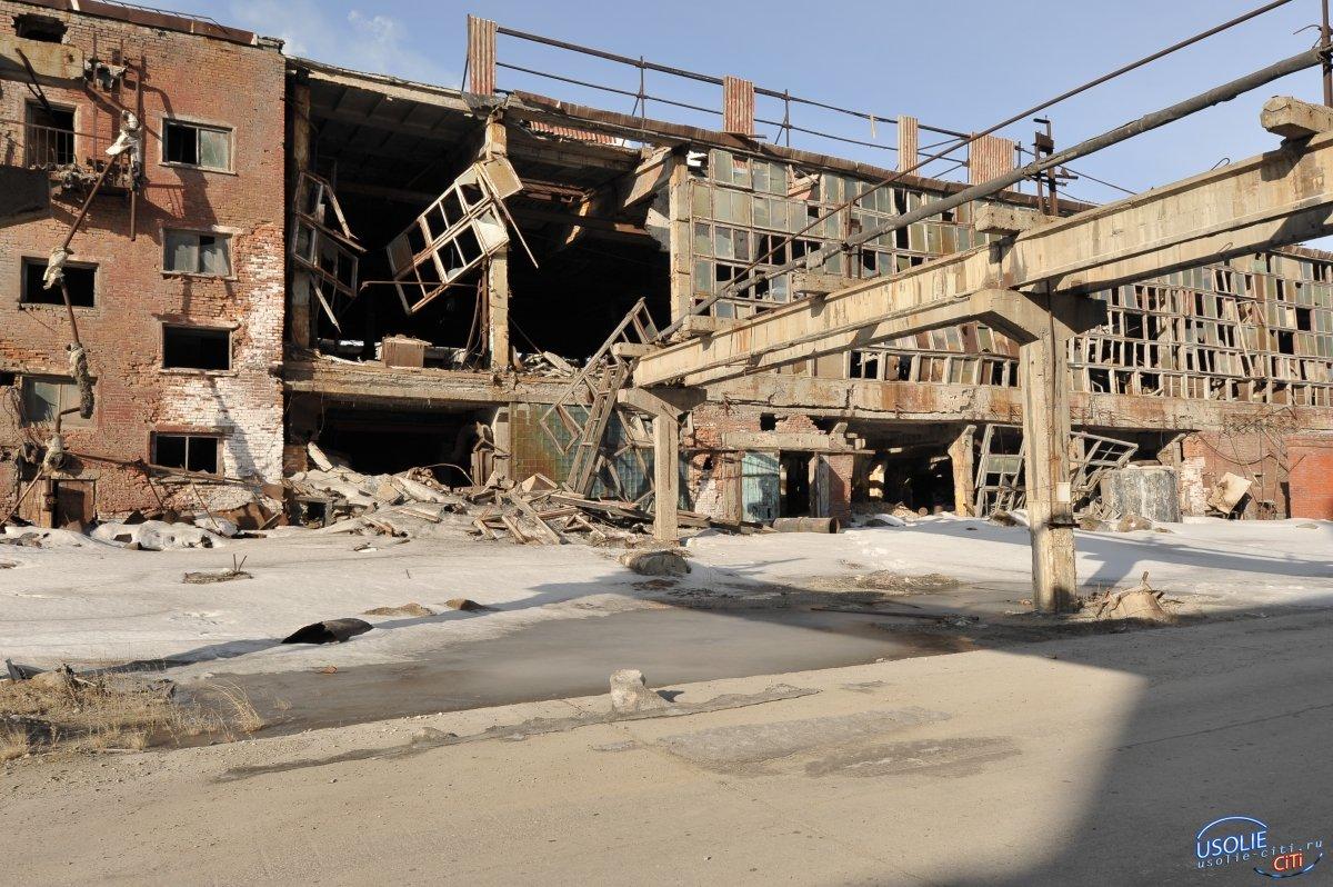 Работы по ликвидации ртутного  цеха в Усолье отложены на неопределенный срок
