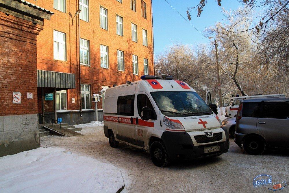На усольской станции скорой помощи появятся еще шесть автомобилей