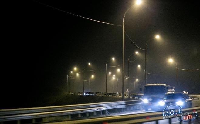 Ночью перекроют дорогу в Усольском районе
