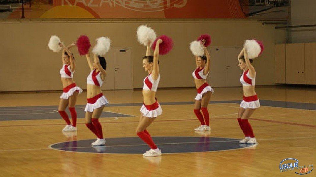 Первый районный конкурс по чирлидингу состоялся в Белореченском