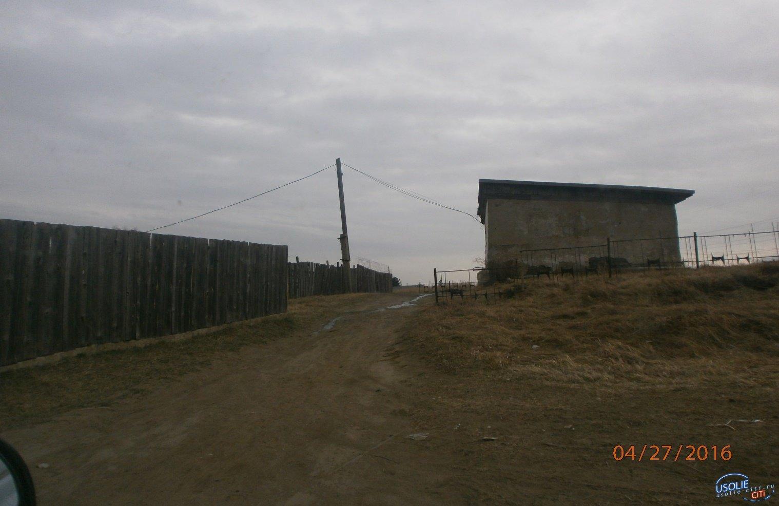В частном секторе Усолья планируется строительство водовода