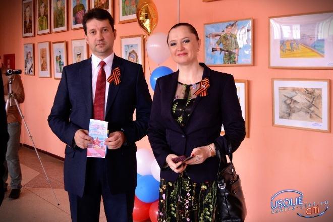 Виталий Матюха и Надежда Глызина собрали друзей в Усольском районе