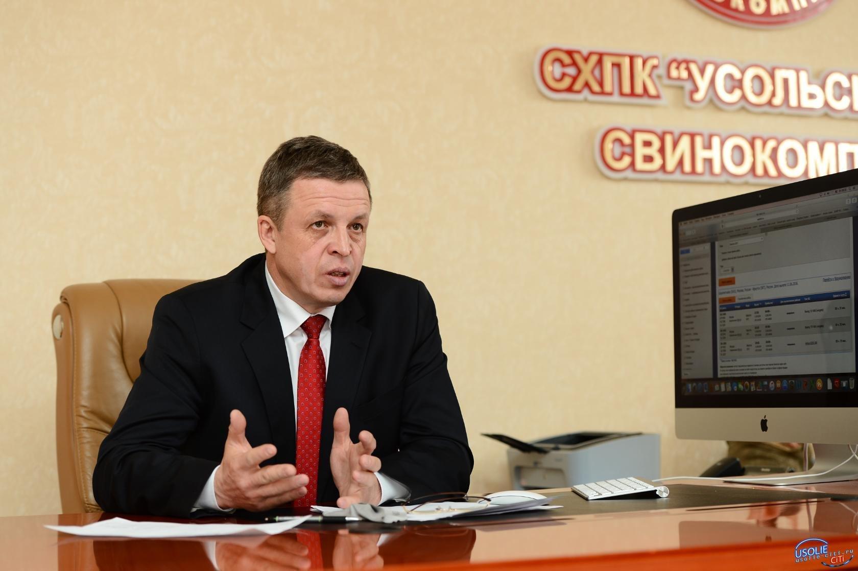 Павел Сумароков: Мы решили вручить всем участникам,  ветеранам и всем детям войны подарки к празднику