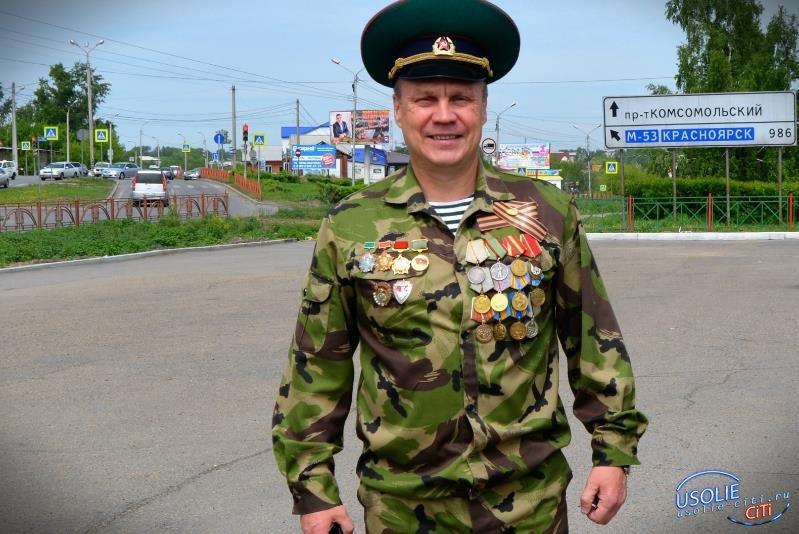 Сергей Гарбарчук: Низкий поклон вам, дорогие ветераны, за мирное небо над головой