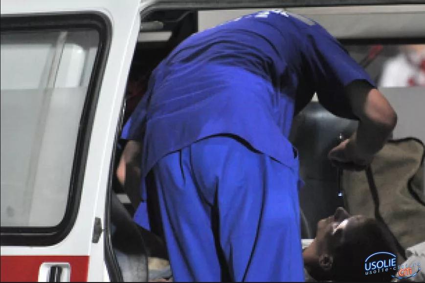 В Усольском районе после аварии четыре человека попали в больницу
