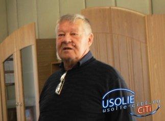 Более 45 лет он служит усольскому спорту....Валерий Свержевский отметил юбилей