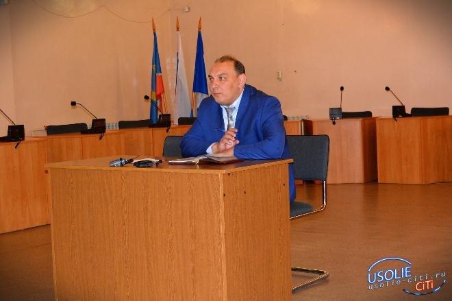 Максим Торопкин выступит с отчетом мэра перед усольчанами