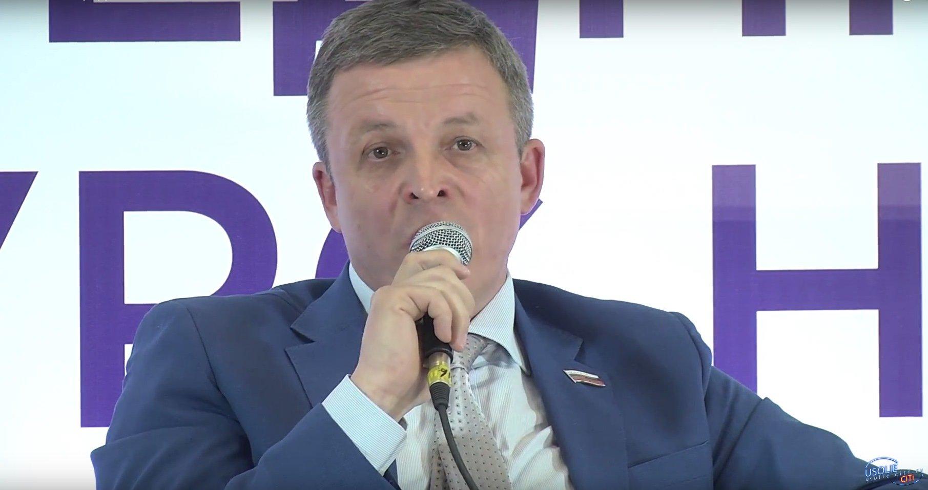Павел Сумароков: У нас есть будущее,  есть где и с чем работать. ВИДЕО