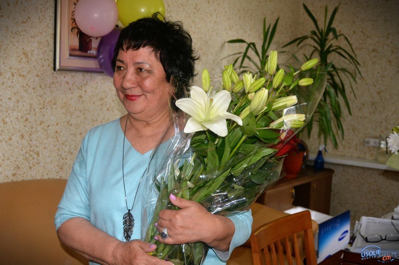 Хозяюшка Усольского курорта сегодня отмечает День рождения