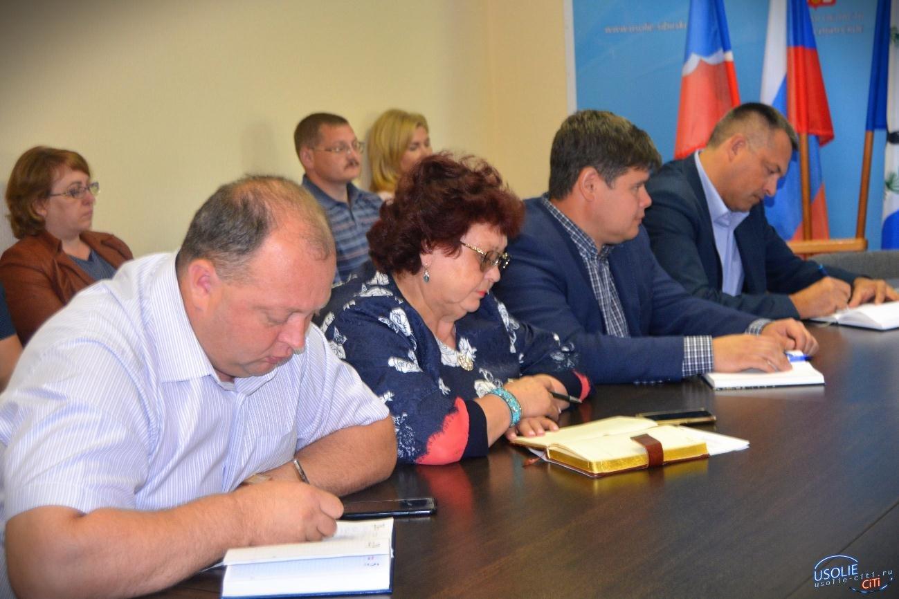 В Усолье заместитель мэра города обозвал одного из директоров УК - сбитым летчиком