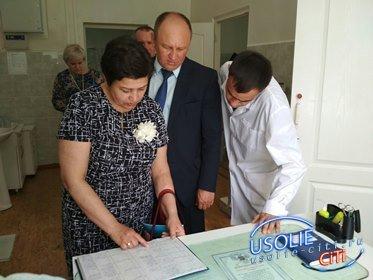 Депутаты Законодательного Собрания Иркутской области посетили Усольский кадетский корпус