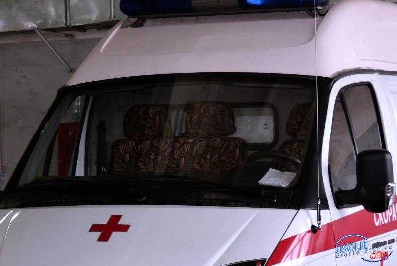 В Усолье поступили пять новых автомобилей скорой помощи