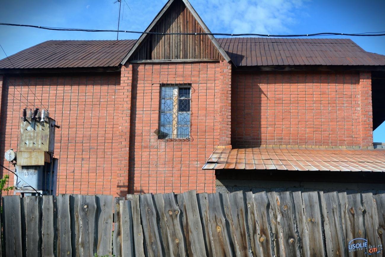 Бандиты из Иркутска отобрали дом у инвалида в Усолье