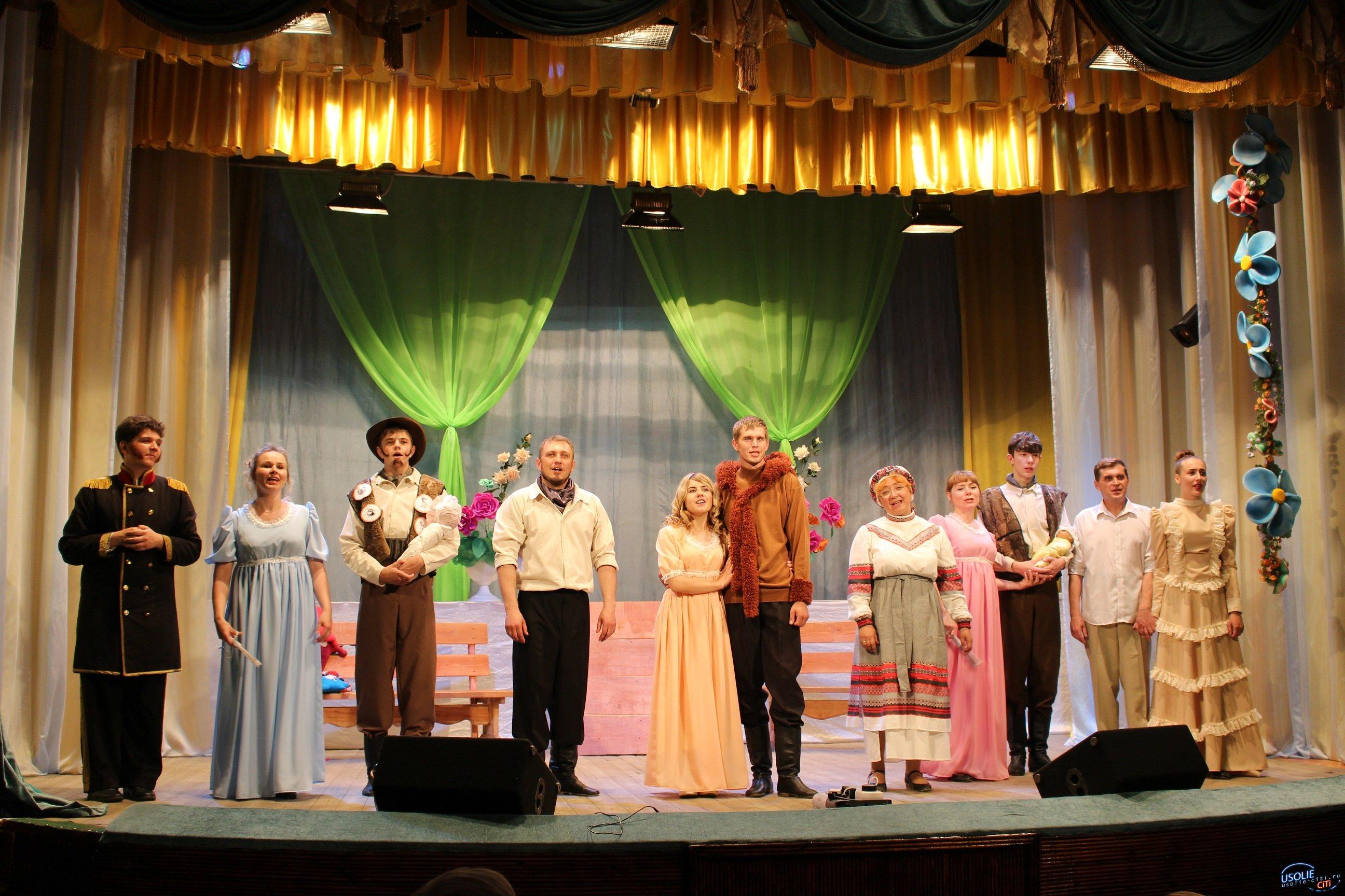 Театральная деревня в Мишелёвке собрала всю область
