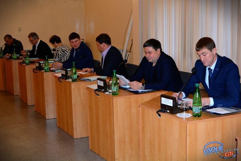 Как депутаты признали работу усольского мэра удовлетворительной
