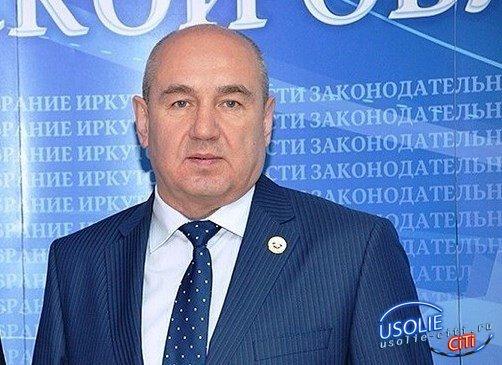 Именитый тренер Усолья - Александр Бриль отмечает день рождения