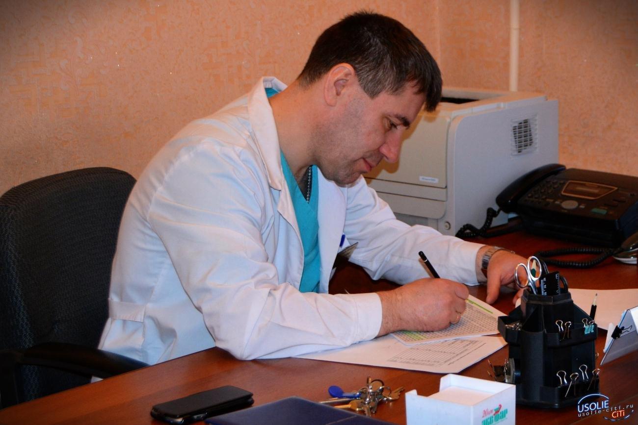 Максим Петров: День медицинского работника - праздник Людей с большой буквы