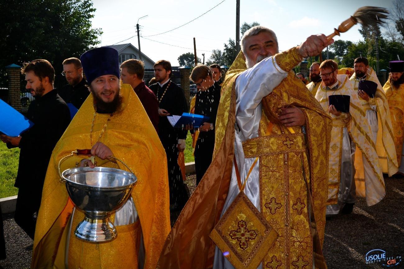 Да не оскудеет, рука дающего: Отец Николай обращается к усольчанам