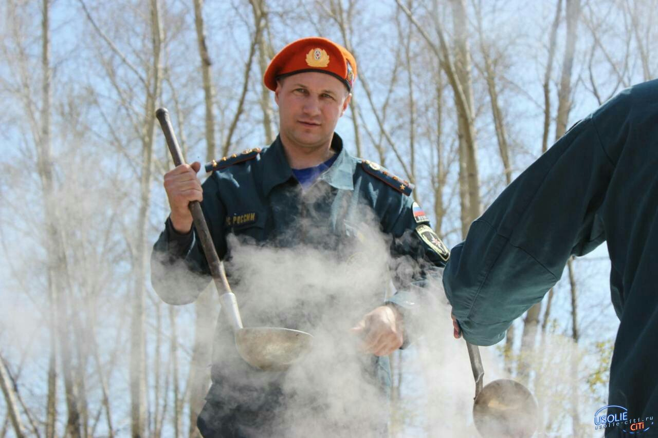 Роковой вызов: С погибшим в Усолье пожарным простятся 25 июня