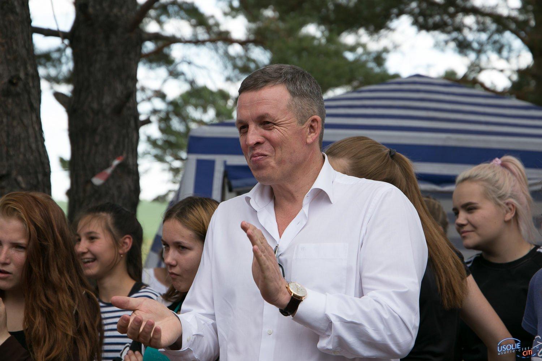 Павел Сумароков: Каждому детскому саду - подарок