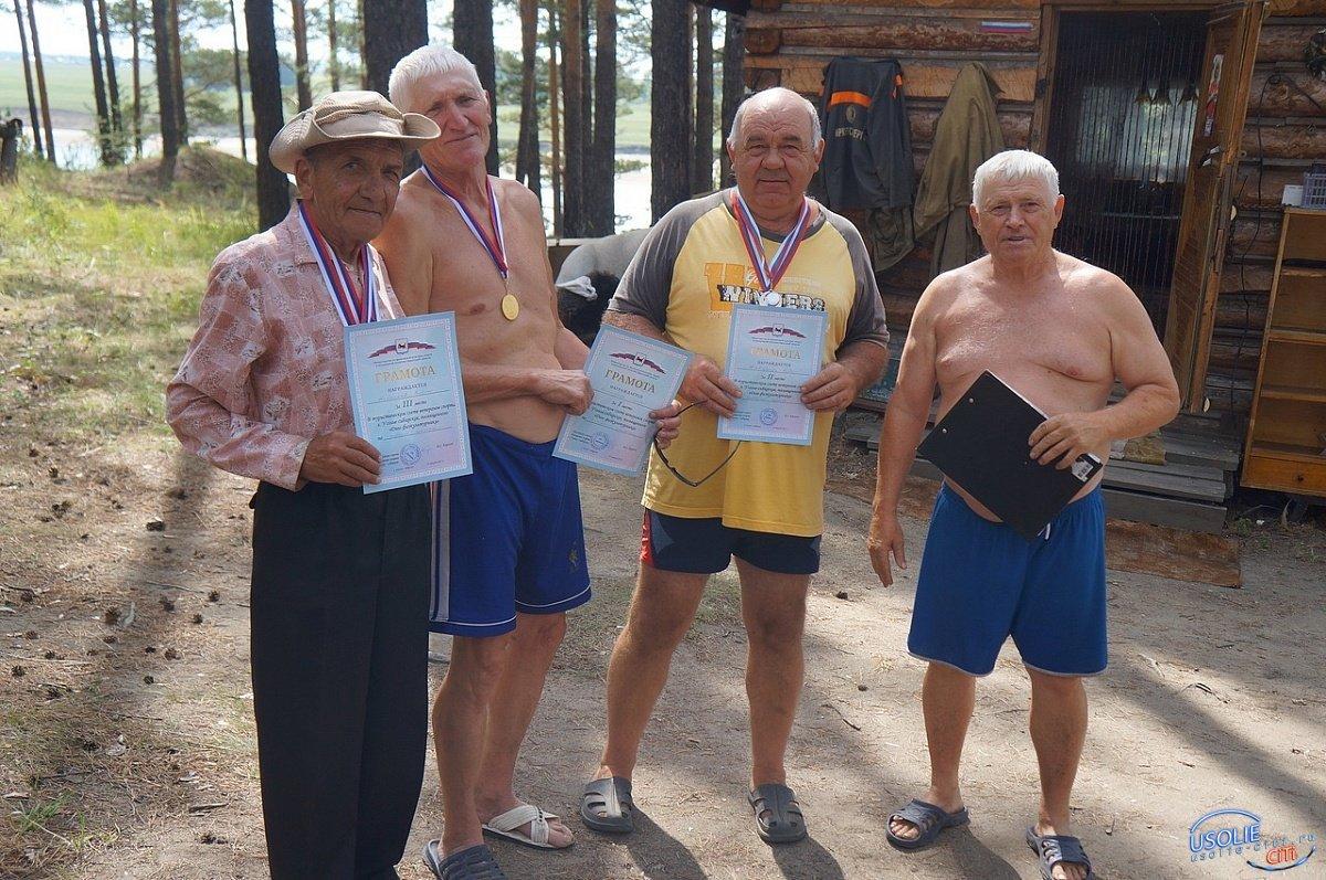 Усольские ветераны спорта - впереди