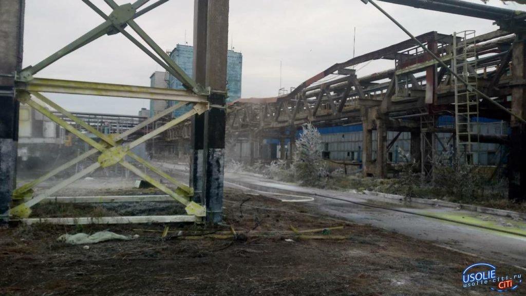 Природоохранная прокуратура направила следствию материалы по факту утечки химикатов на «Усольехимпроме» для возбуждения уголовного дела