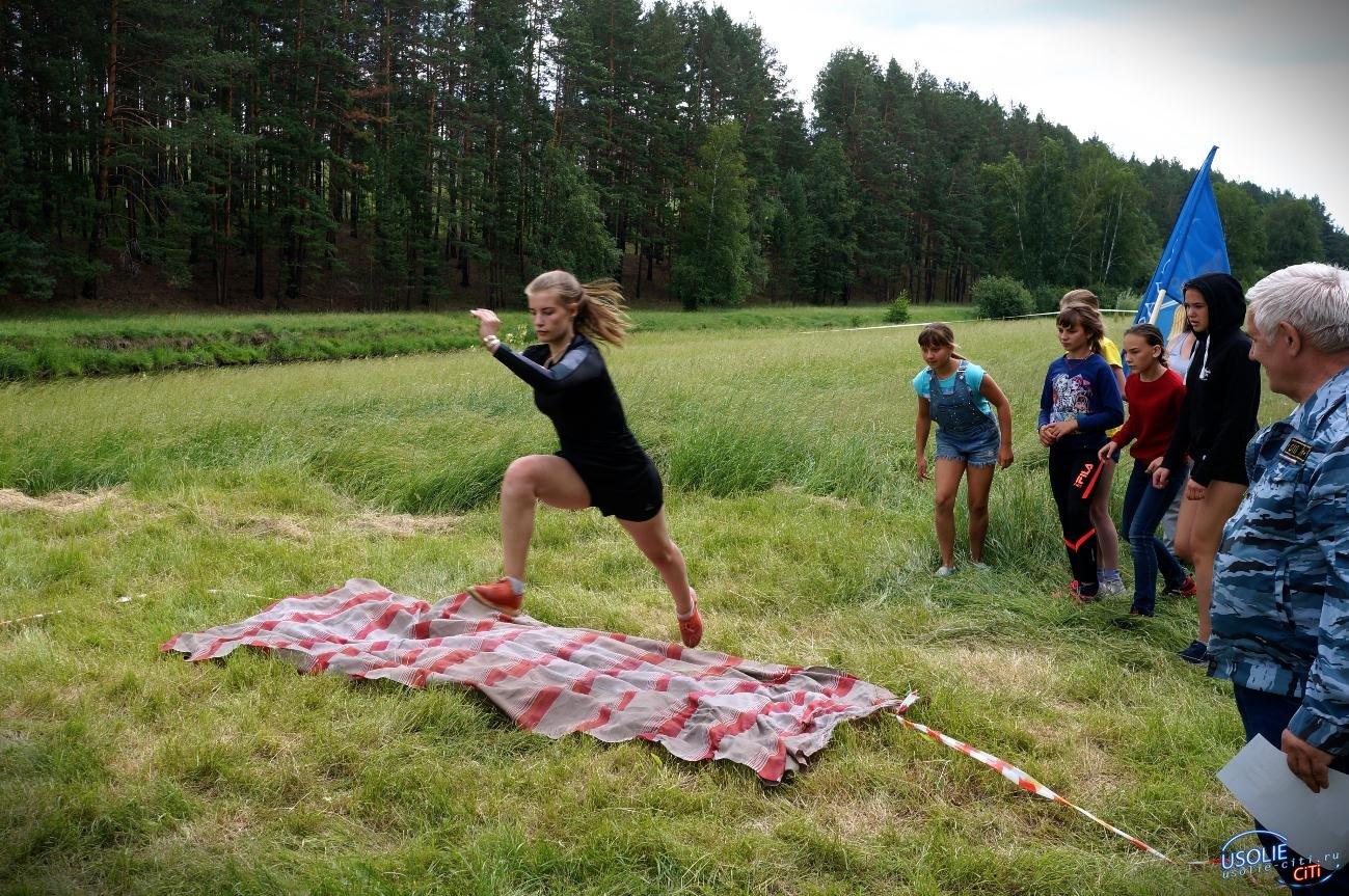 Усольские ветераны посетили оздоровительный лагерь