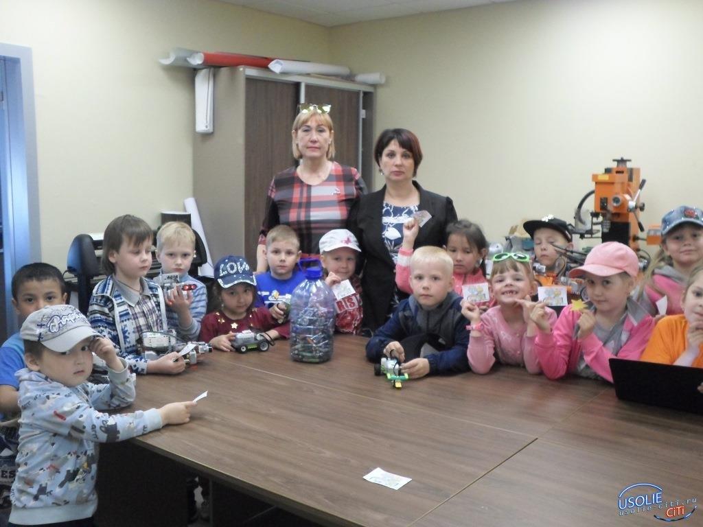 «Батарейки, сдавайтесь!». Усольский детский сад № 37 провел экологическую акцию