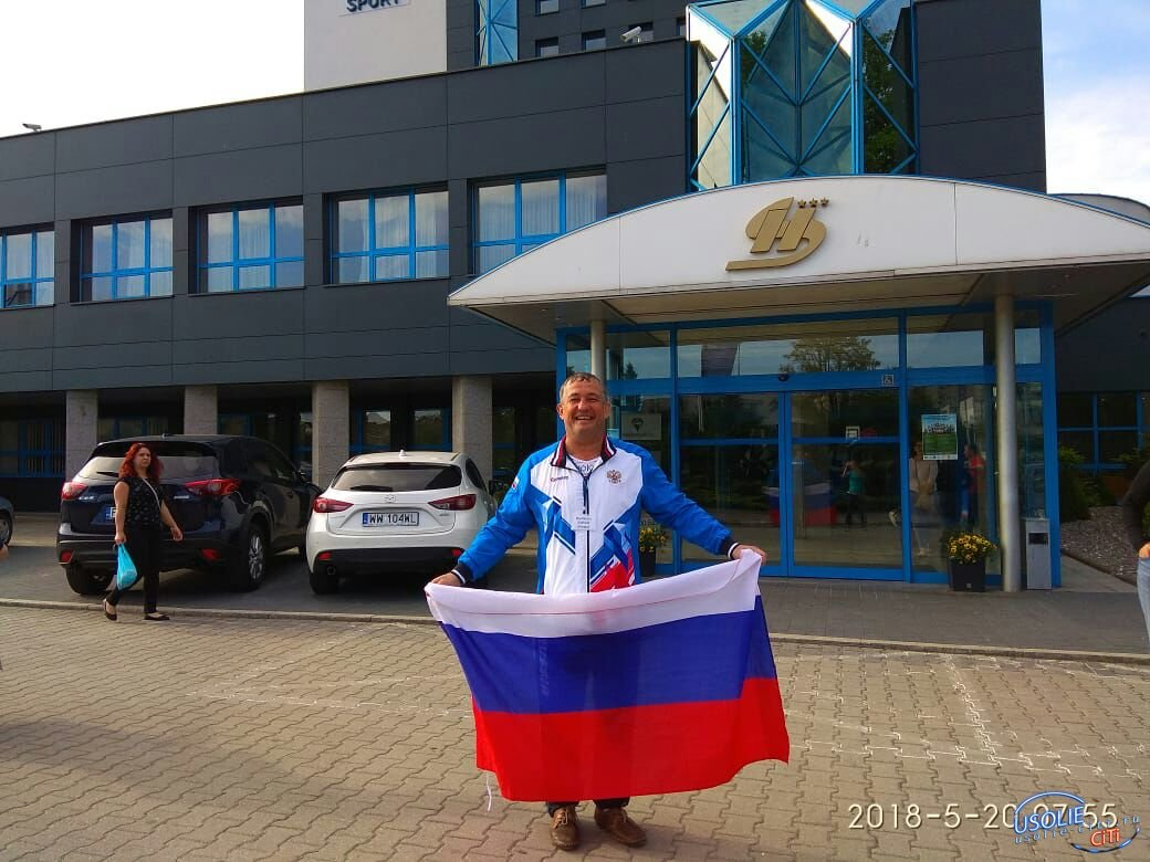 Усольчанин Алексей Ряднов: Инвалидность - не приговор