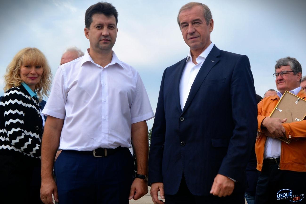 Виталий Матюха разработал стратегию развития Усольского района до 2030 года