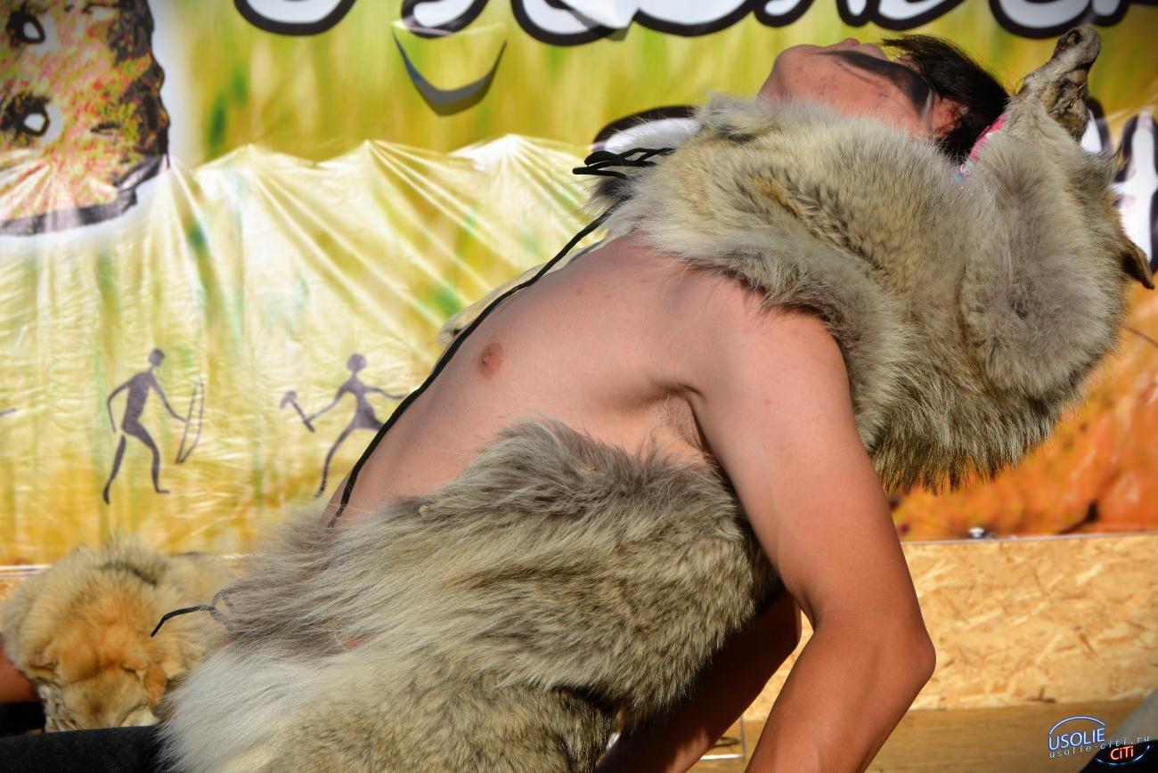 Люди из племени мумба-юмба. День мамонта. Популярные Фотоотчеты.
