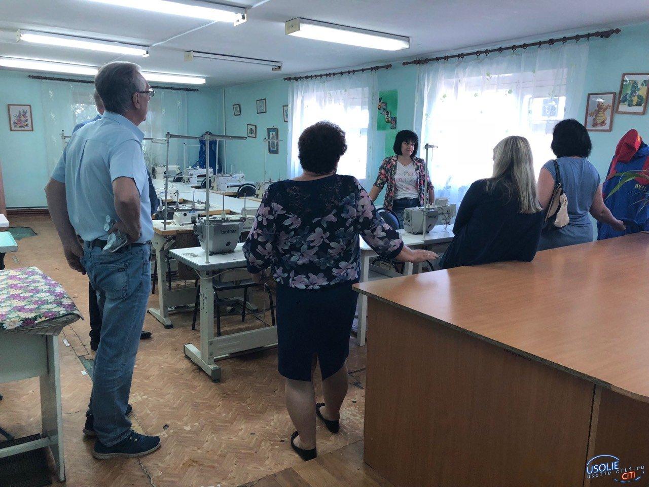 В Усолье завершена приемка школ и детских садов к новому учебному году
