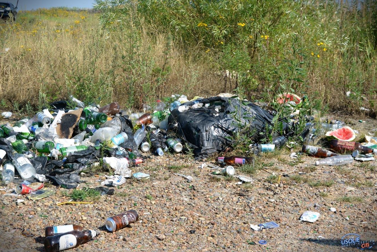 Родной город Усолье должен быть чистым