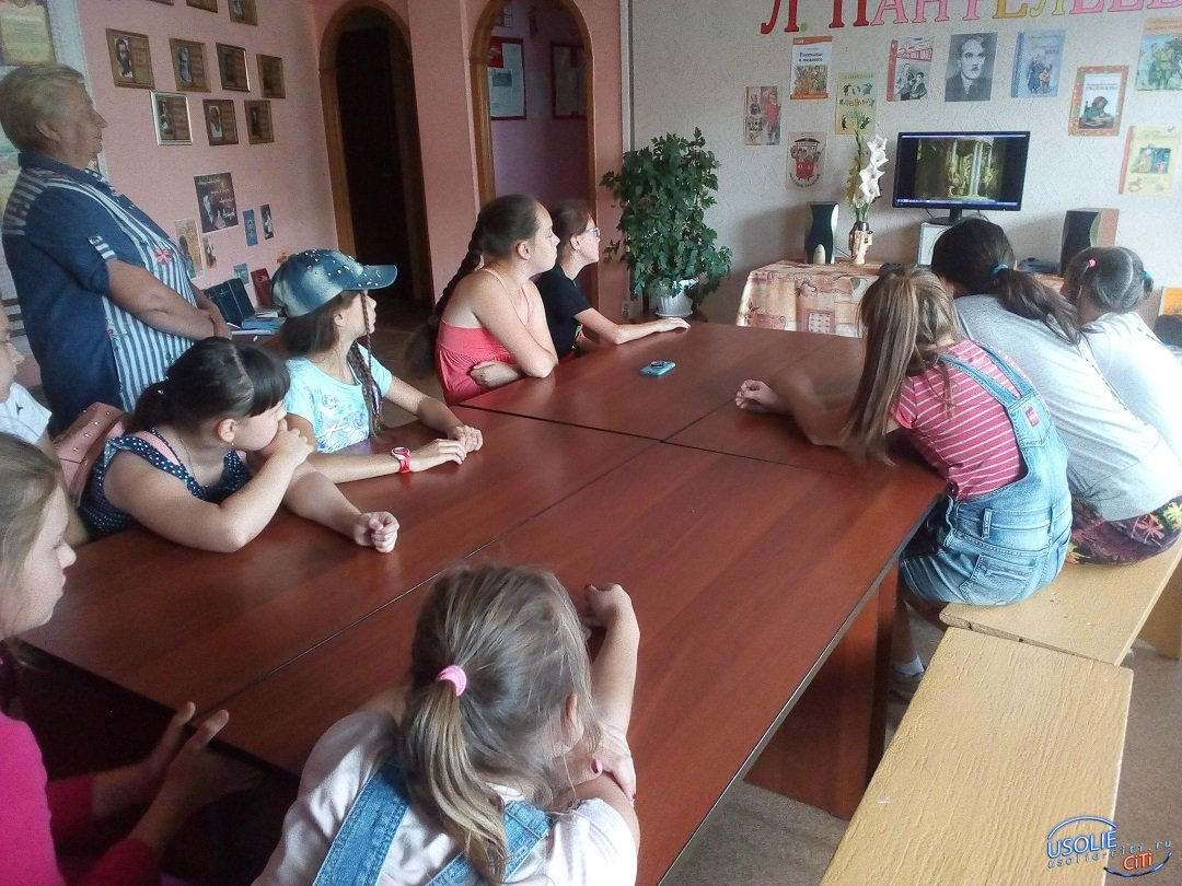 «Чудо книжки – чудо детям» - усольских ребятишек удивили в библиотеке