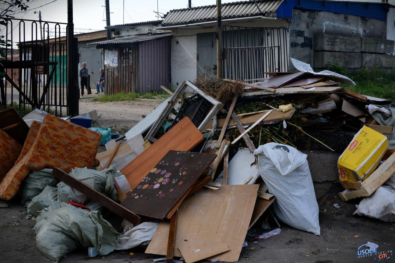 Усольская бездомная  родила и выбросила ...труп ребенка обнаружен в мусорке