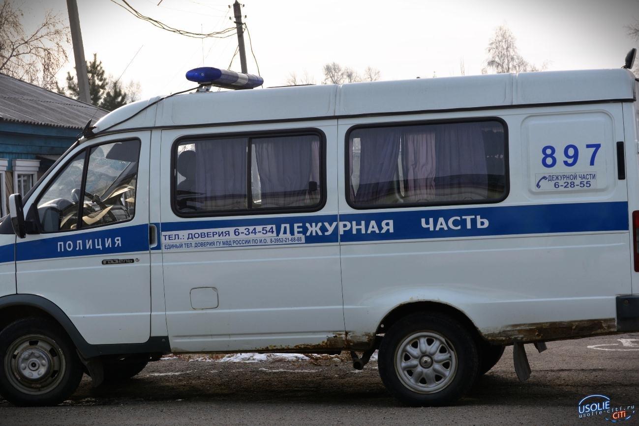 Усольчанин вышел из тюрьмы и сразу попался на краже