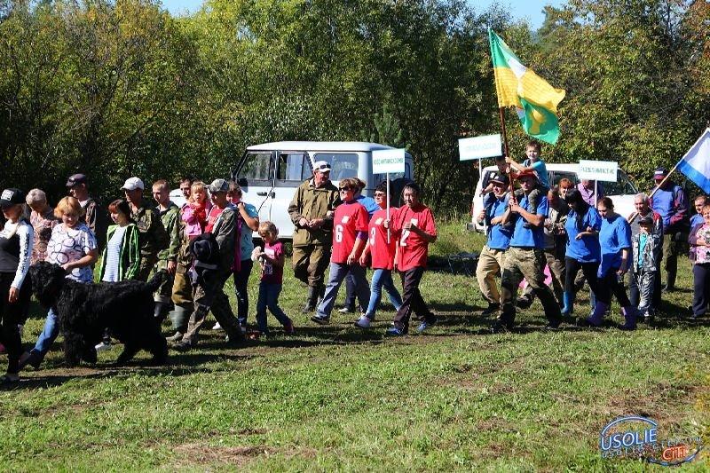 Фестиваль рыбалки и охоты состоялся в Усольском районе