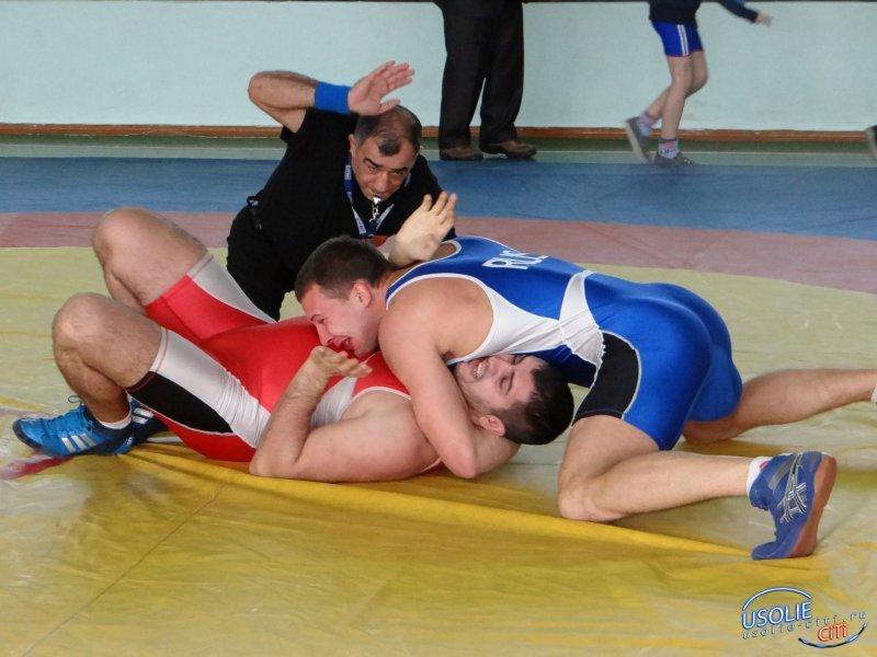 Усольский борец красиво проиграл на чемпионате