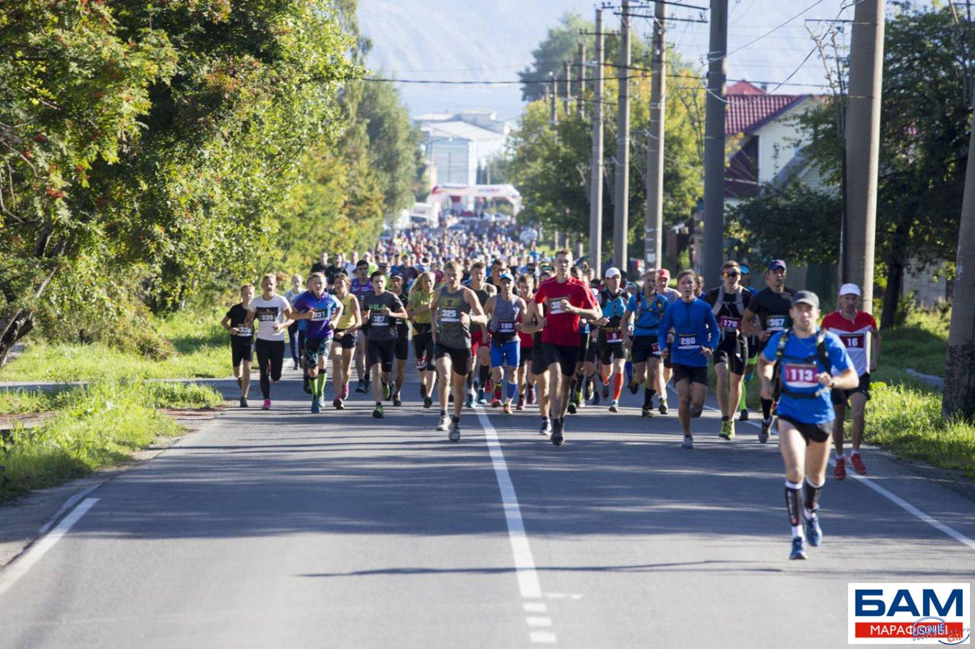 Отец и сын - усольчане Юрий и Кирилл Сурковы прославили Усолье на марафоне