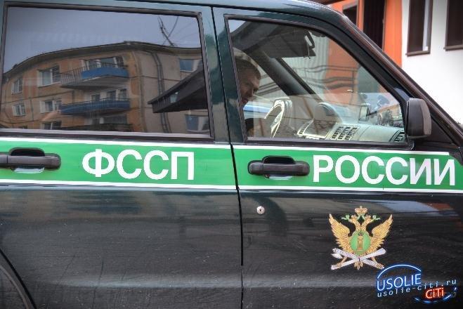 У усольчанина арестовали автомобиль за нарушение правил дорожного движения