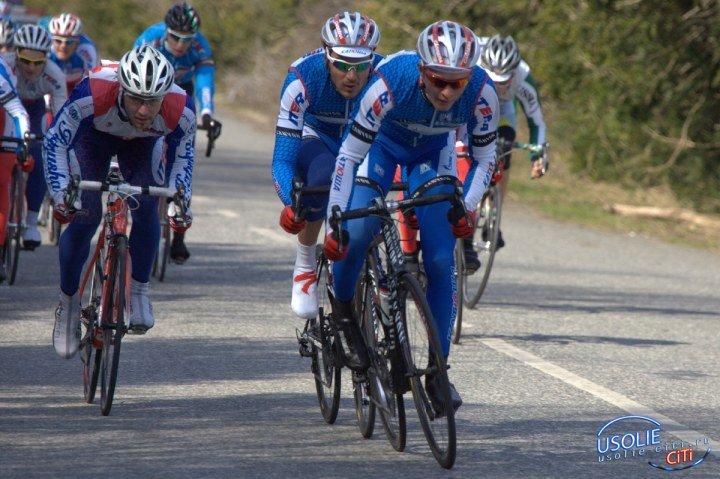 Велосипедисты Усолья завоевали медали на всероссийских соревнованиях имени В.А. Мущерова