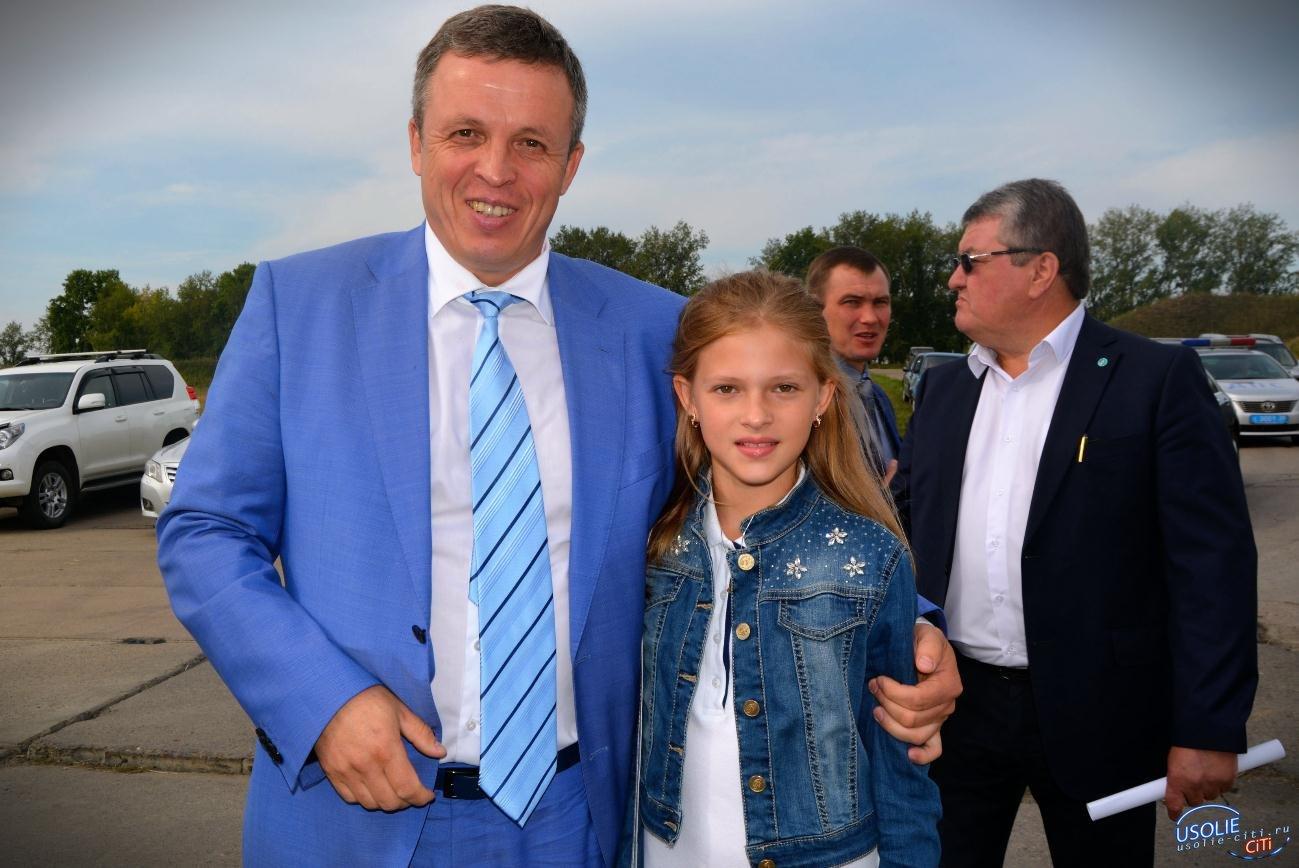 Усольчане сделали свой выбор.  Депутат в Заксобрание выбран. Одна из партий в лидерах